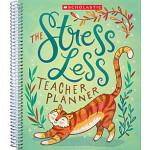 "The Stress Less Teacher Planner <span class=""author"" >Scholastic</span>"