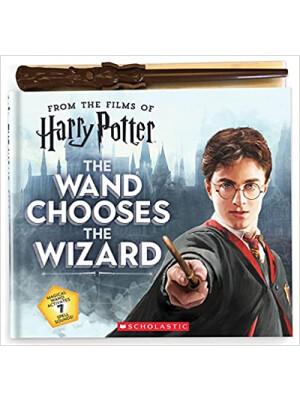 "The Wand Chooses the Wizard (Harry Potter) <span class=""author"" >Christina Pulles, Karen Viola</span>"