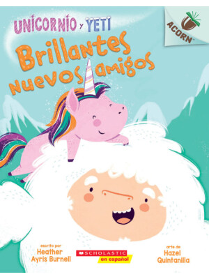 "Brillantes nuevos amigos <span class=""author"" >Heather Ayris Burnell</span>"