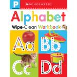 "Alphabet Pre-K Wipe-Clean Workbook: Scholastic Early Learners (Wipe-Clean Workbook) <span class=""author"" >Scholastic</span>"