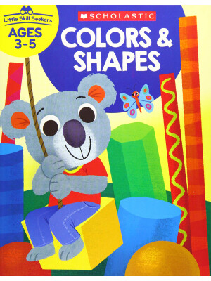 "Little Skill Seekers: Colors & Shapes Workbook <span class=""author"" ></span>"